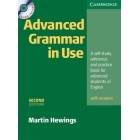 Advanced Grammar in Use With CD-ROM 2nd Edititon